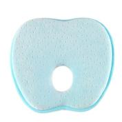 Anple Baby Pillow (Light Blue)