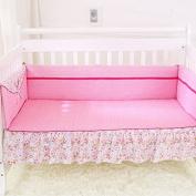 Crib Bedding Set Cotton 4 pieces