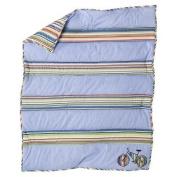 Castle Hill Parker 3pc Baby Crib Bedding Set