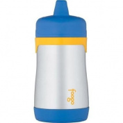 Foogo Phases Blue BPA-Free 300ml Leak-Proof Stainless Sippy Cup