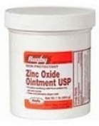 Rugby Zinc Oxide Ointment 0.5kg