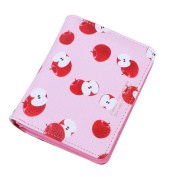 GBSELL Funny Fruit Women Girl Wallet Cash Card Case Handbag Bag Purse