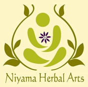 Shaving Cream for Women, Wild Herbs Collection by Niyama Herbal Arts, Hydrates, Organic Skin Care, Vegan, All Natura