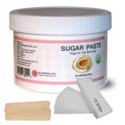 Sugaring Hair Removal Paste at Home Kit - (Strips , Applicator Sticks) Large350g
