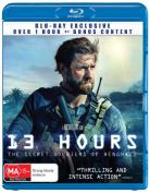 13 Hours [Region B] [Blu-ray]