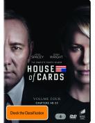 House Of Cards Season 4 [Region 4]