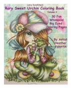 Lacy Sunshine's Rory Sweet Urchin Coloring Book Volume 2