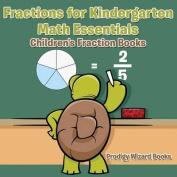 Fractions for Kindergarten Math Essentials