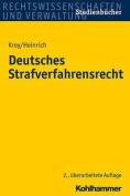 Deutsches Strafverfahrensrecht  [GER]