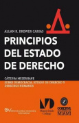 Principios del Estado de Derecho. Aproximacion Comparativa [Spanish]