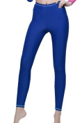 New Sexy Long Legs Speedos - Sunscreen Diving Pants -- Blue