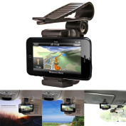 ABCsell Car Rearview Mirror Mount Holder Stand Cradle For Cell Phone GPS