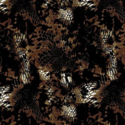 Hydrographic Film - Water Transfer Printing - Hydro Dipping - Hex Camo 2 - 1 Sq. Metre