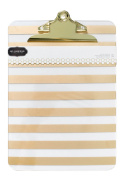 American Crafts Jen Hadfield DIY Home Gold Foil Acrylic Clipboard
