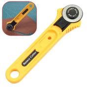 Vktech® 28mm Circular Cut Blade Patchwork Fabric Leather Craft Rotary Cutter