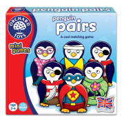 "Orchard Toys 890cm Penguin Pairs A Cool"" Matching Game"
