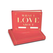 Knock Knock What I Love About You Fill in the Love Gift Box