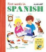 Alain Gree - First Words in Spanish