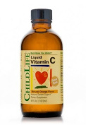 Liquid Vitamin C Natural Orange Flavour - 4 Fl. Oz