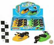 Wind Up Jet Ski Toy - Swimming Pool Toys