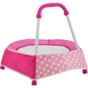 Brand New Chad Valley Baby Trampoline Pink.