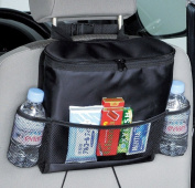 Sinotop Car Back Storage Bag Bottle Cup Organiser Cooler Pocket Travel