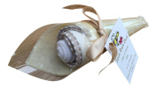 Neutral Unisex Sock & Bib Rose Bud