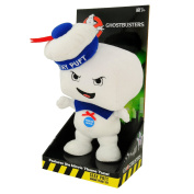 JAZW Ares GB03697 - Ghostbusters Stay Puft Angry Medium Plush with Sound