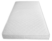 Baby Cot Bed Mattress - 140cm x 70cm x 10cm Binded Foam Mattress
