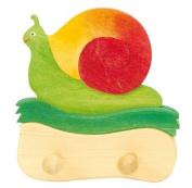 Kinderkram (Ostheimer) 5520123 - Coat Rack Snail
