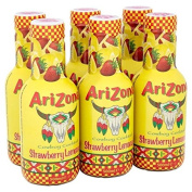 AriZona Strawberry Lemonade 6 x 500ml