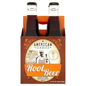 American Classics Root Beer Multipack 4 x 355ml
