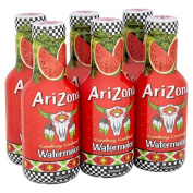 AriZona Watermelon Juice Drink 6 x 500ml