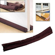 Rainbow Love 4pcs Twin Draught Guard Draught Excluder Door Window Energy Saving Insulator New