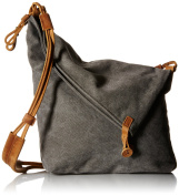 Tom Clovers Summer New Women's Men's Classy Look cool Simple style Casual Canvas Crossbody Messenger Shouder Handbag Tote Weekender Fashion Bag Grey