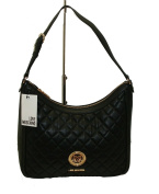 Shoulder Bag a handle Moschino Love JC4209 Bag Quilted pu Black