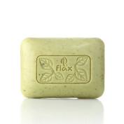MYTHOS NATURAL SCRUB SOAP 100% NATURAL BASE ACNE & OILY SKIN GREEN TEA 100 GR.