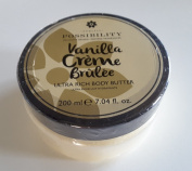 Possibility Vanilla Creme Brulee Ultra Rich Body Butter 200ml