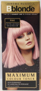Jerome Russell Bblonde Maximum Colour Toner Pink