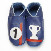Didoodam - Soft Leather Baby Shoes - Like a Champion