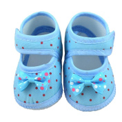 Baby Shoes,Amlaiworld Baby Bowknot Boots Soft Crib Shoes