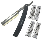 Professional Hair Shaper Razors Comb Salon Hairdressing Styling Hair Thinning Tools