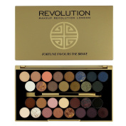 Makeup Revolution Fortune Favours The Brave Eyeshadow Palette