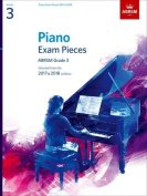 Piano Exam Pieces 2017 & 2018
