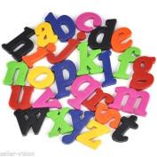 Multicoloured Magnetic Alphabet Letters 26 piece Childrens Kids Magnets Fridge