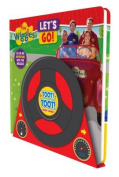 Wiggles - Let's Go! Board Book with Steering Wheel