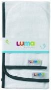 Luma L00901 Bath Towel 85 x 75 cm and Flannel Mit 23 x 15 cm Colour