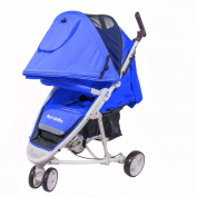MirthMe WA10 Baby (Sky Blue) Travel System / Baby Stroller / Baby Pram with Rain Cover