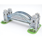 3D Puzzle Jigsaw Sydney Harbour Bridge Model DIY Educational Toy