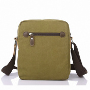 Artone Men's Water Resistant Canvas Crossbody Messenger Bag